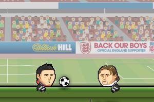 《大头足球之欧洲杯》游戏画面1