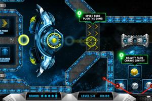 《轰炸太空堡垒修改版》游戏画面1