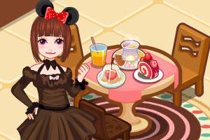 《巧克力楼房》游戏画面1