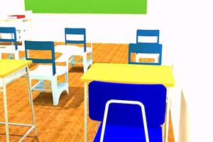 《逃出教室》游戏画面1