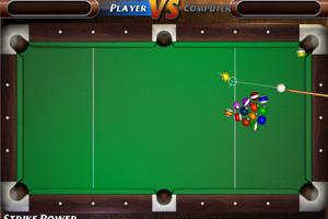 《自由式台球》游戏画面1