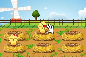 《快乐抓小鸡》游戏画面1