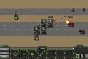 《沙漠星际防卫战变态版》游戏画面1