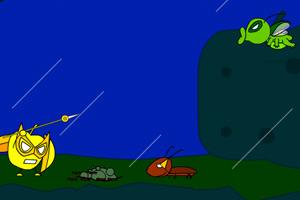 《苹果超人2夜雨黄丽》游戏画面1
