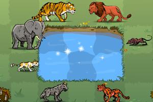 《斗兽棋》游戏画面1
