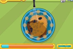 《香脆烤饼干》游戏画面1