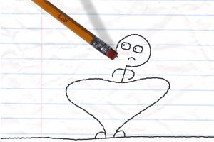 《铅笔画小人22》游戏画面1