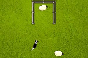 《牧羊犬的一天》游戏画面1