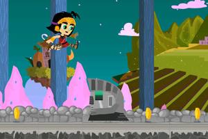 《奔跑的男孩》游戏画面1