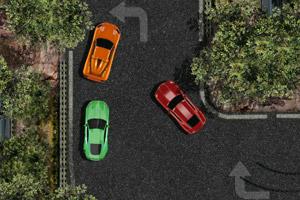 《高速漂移赛》游戏画面1