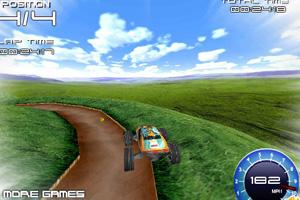 《极速赛车3D》截图1