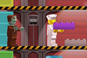 《乐高人搬积木2》游戏画面1