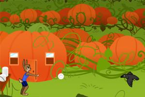 《松鼠扔盘子》游戏画面1