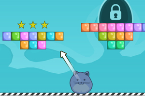 《可爱果冻猫2》游戏画面1