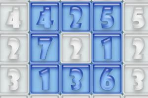 《数字10对对碰》游戏画面1