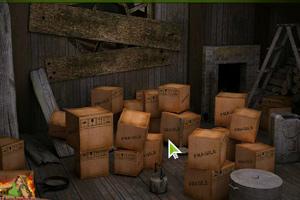 《被遗弃的阁楼》游戏画面1