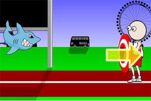 《伦敦夏季奥运会》游戏画面1