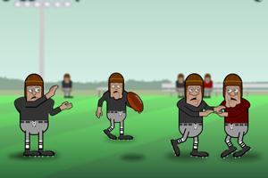 《橄榄球大联盟》游戏画面1