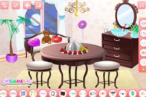 《布置浪漫客厅》游戏画面1