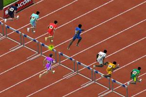 《运动会之跨栏》游戏画面1