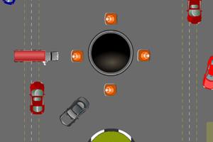 《停靠超级大卡车》游戏画面1