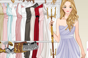 《罗马清新公主》游戏画面1
