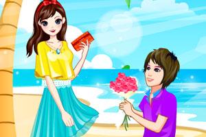 《浪漫爱情故事》游戏画面1