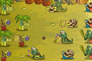 《水果保卫战修改版》游戏画面1