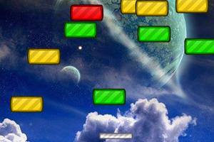 《小铁球打砖块》游戏画面1