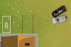 《越野车抢车位》游戏画面1