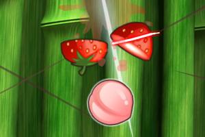《切水果》游戏画面1