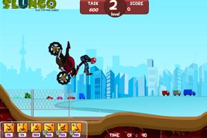 《极限特技摩托2》游戏画面1