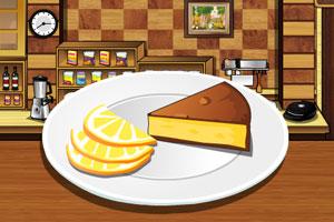 《橘饼蛋糕》游戏画面1