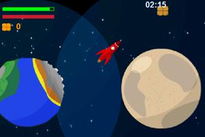 《火箭登月》游戏画面1