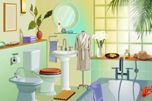 《我的温泉浴室》游戏画面1