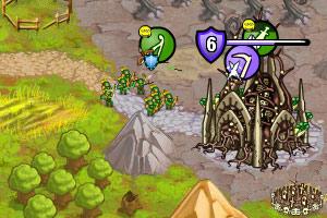 《城邦争霸无敌版》游戏画面1