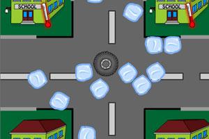 《炎热的学校》游戏画面1