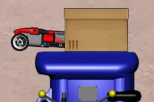 《乐高玩具赛车》游戏画面1