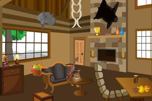 《逃出乡村小屋》游戏画面1