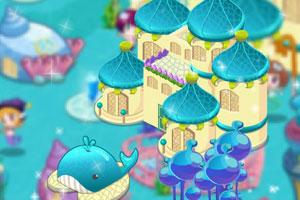 《美人鱼宫殿》游戏画面1