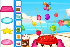 《美味水果串》游戏画面1