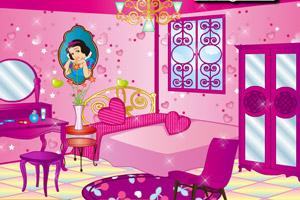 《布置公主的宫殿》游戏画面1