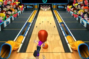 《激情保龄球》游戏画面1