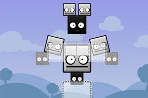 《小方块归位选关版》游戏画面1