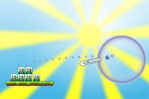 《攻击方块2无敌版》游戏画面1