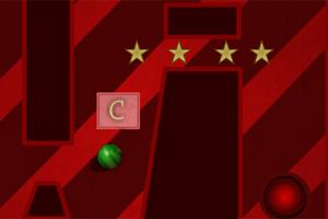 《小绿球回家2》游戏画面1