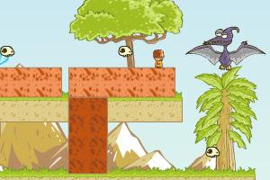 《恐龙时代无敌版》游戏画面1