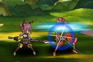 《幻想女战士》游戏画面1