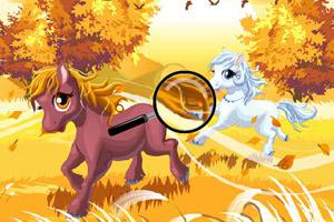 《小马找数字》游戏画面1