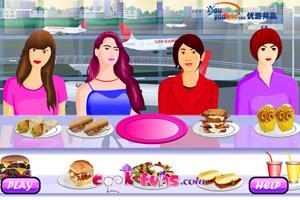 《机场自助餐厅》游戏画面1